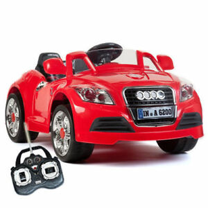 Audi Style Powered Ride On Car *BRAND NEW*