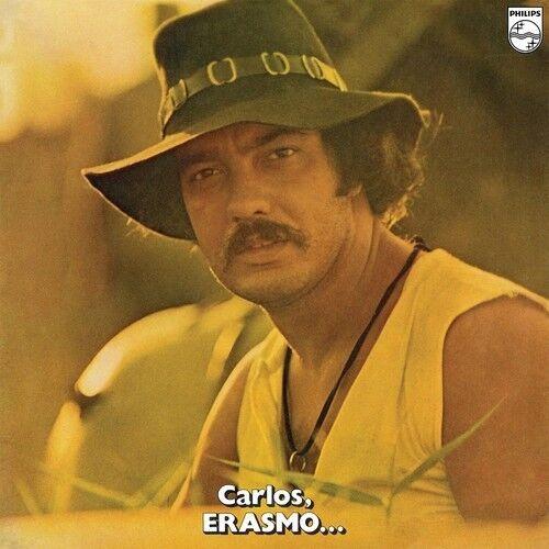 Erasmo Carlos - Erasmo Carlos [New CD]