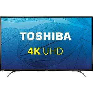 50 Toshiba 4K UHD LED HDTV with Chromecast (50L711U18)
