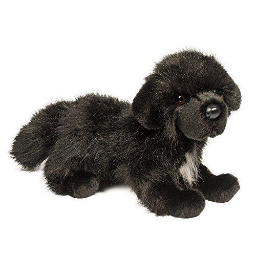 "Douglas Bundy NEWFOUNDLAND 16"" Plush Stuffed Black Puppy Dog"
