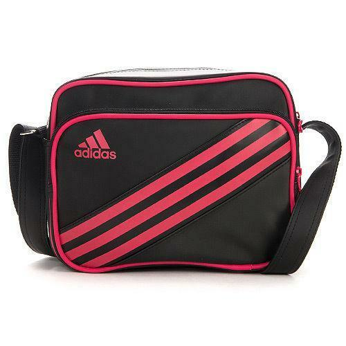 adidas shoulder bag ebay
