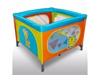 Child Travel Bed Cot Playpen Side Entry Free to collect from East Hull