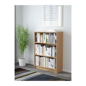 LIKE NEW: IKEA Billy Bookcase / Bookshelves