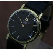 Mens Vintage Universal Watch