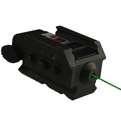 Polymer Micro Green Laser Sight,W Pressure Switch Low Temperature -20 C to +50 - Micro Pressure Switches
