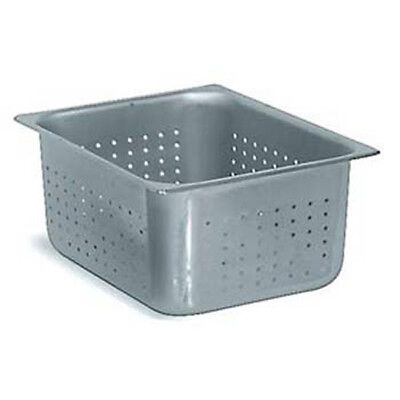 Perforated Steam Table Pan Half Size 4h