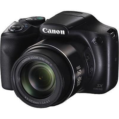 Canon PowerShot SX540 HS from BrandsMart USA