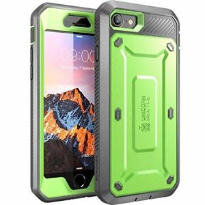 NEW - SUPCASE Unicorn Beetle  Holster for iPhone 7 or 8