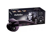 as new BaByliss Curl Secret 2667U hair curler Automatic shutoff 30 sec time with heat proof mat