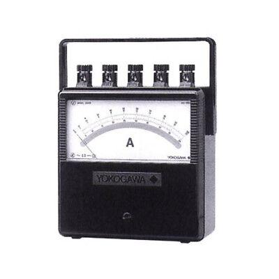 Yokogawa 201317 Portable Ac Voltmeter 75150 V 3.8 Va