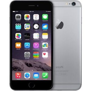 iphone 6 16gb bell space gray