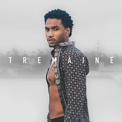 Trey Songz   Tremaine The Album  New Cd  Clean