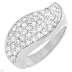 IRRESISTIBLE BRAND NEW CUBIC ZIRCONIA SIZE 6 RING