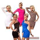 Viscose One Shoulder Dresses