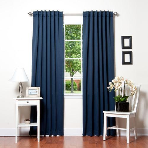 Curtains Ideas buy insulated curtains : Thermal Curtains | eBay