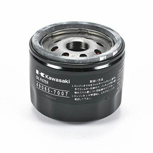 Kawasaki 49065-0721 Engine Oil Filter; Replaces 49065-7007