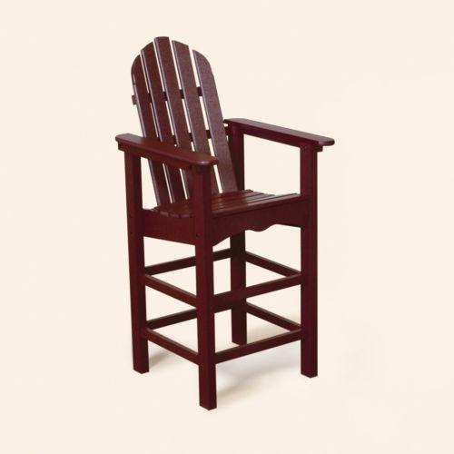 Adirondack Bar Chair eBay : 3 from www.ebay.com size 500 x 500 jpeg 15kB