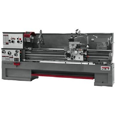 Brand New Jet Lathe Gh-2280zx Wdp700 Dro Tak Collet Clsr 321579