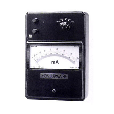 Yokogawa 201604 High Frequency Voltmeter 153075150 V Dc 10 Hz To