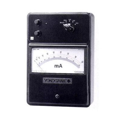 Yokogawa 201604 High Frequency Voltmeter 153075150v 10 Hz-100 Khz