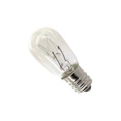 (3) bulbrite- 6S6/30V 30V 6W S6 Miniature Bulb |Candelabra E12 Base|