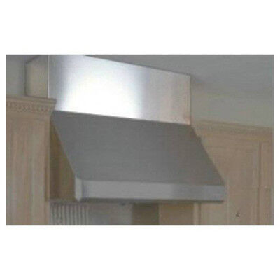 Vent-A-Hood WDC-30-SS Duct Cover - 8 ft. Ceiling Height