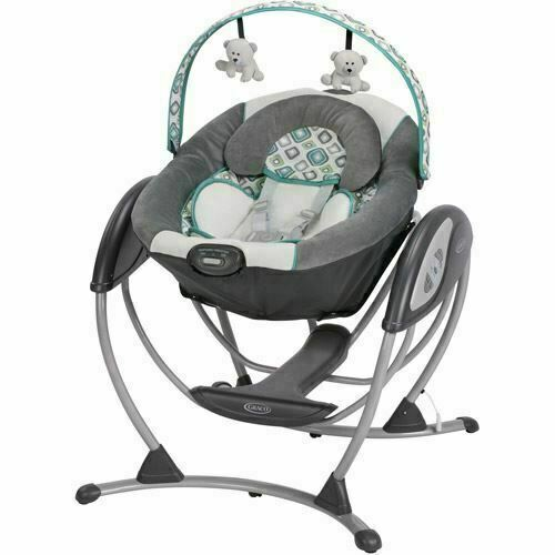 Graco Glider LX Gliding Baby Swing, Affinia