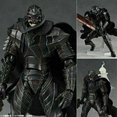 figure Max Factory Figma 410 Berserk Guts Berserker Armor ver 100/% authentic
