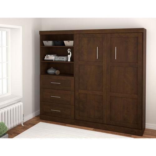 Wall Unit Bedroom Set