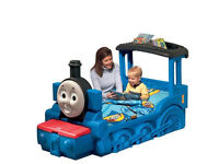 Little Tykes Thomas The Tank Toddler Sized Bed