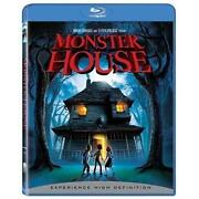 Monster House Blu Ray