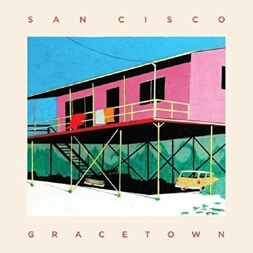 San Cisco - Gracetown [New CD] Digipack Packaging