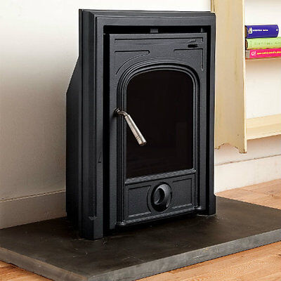 4.5kw Coseyfire CL50 Insert Multi-Fuel Woodburning Stove Stoves Woodburner