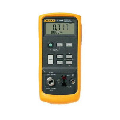 Fluke 717-1000g Pressure Calibrator 0 To 1000 Psi