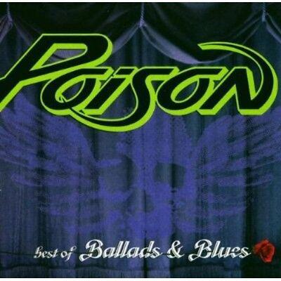 Poison - Best of the Ballads & Blues [New CD] Bonus (Best Ballads)