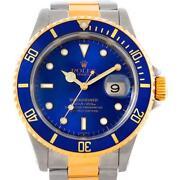 Used Rolex Submariner Watch