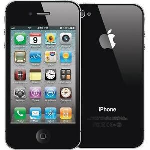 IPHONE 4S 16GB UNLOCKED DEBLOQUE APPLE 100% EN TRES BONNE CONDITION FIDO ROGERS TELUS BELL CHATR VIRGIN MOBILE KOODO+++