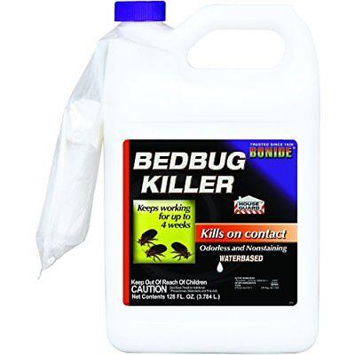 Bonide Bnd574 Ready To Use Bedbug Killer  128 Fl Oz  3 784 L