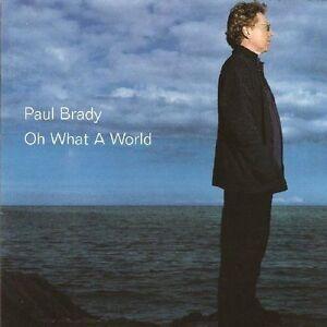 Paul Brady - Oh What a World (2010)