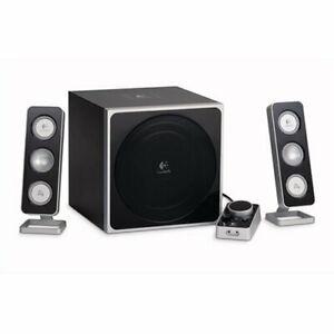 Logitec Z-4 40W Surround Speaker System with Subwoofer