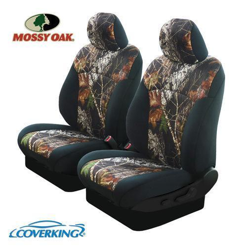 Camo Neoprene Seat Covers Ebay