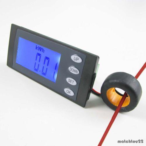Panel Watt Meter