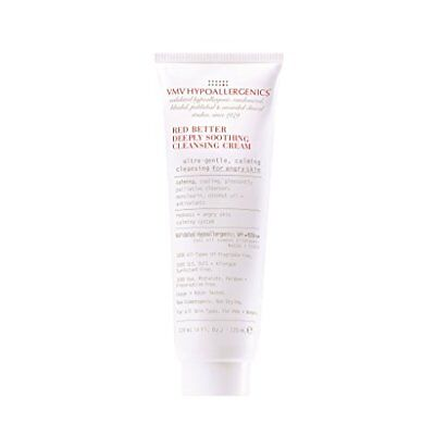 VMV Hypoallergenics Red Better Deeply Soothing Cleansing Cream, 4.06 oz.