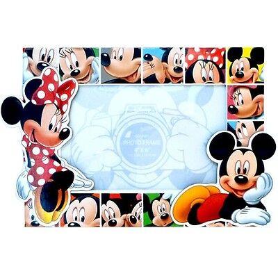 Disney Mickey & Minnie Photo Frame