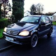 Mercedes ml Seats