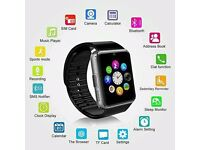 Zomtop smart watch like new for Android and ios