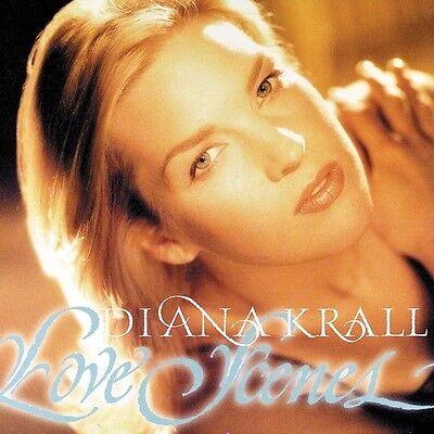 Diana Krall   Love Scenes  New Vinyl  180 Gram