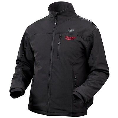 Milwaukee 2344-L M12 Cordless Black Heated Jacket - Jacket Only, Large on Rummage