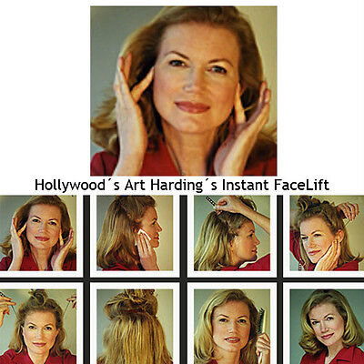 It Is True New Instant Face and Neck Lift Kit Light Hair Best Guaranteed In USA