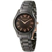 Armani Watch Women Ceramic